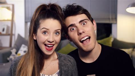 Or Zoella And Alfie A Load Of High Profile Youtubers Are Going Offline For Nose Day Twitcelebgossip