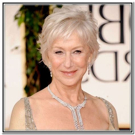 short haircuts for women over 50 formal affair short hair styles for women over 50 gray hair bing