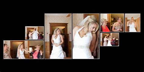 wedding photobook layout getting ready layout design pinterest layouts and