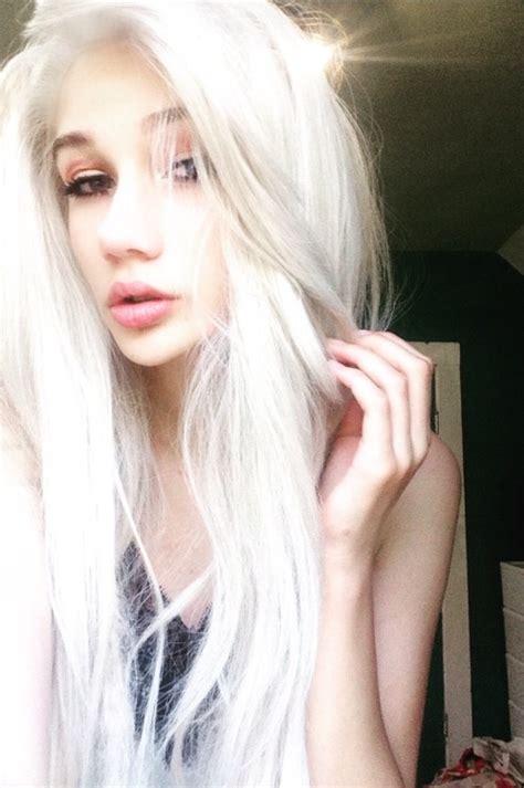 women with platinum hair platinum blonde hair on tumblr