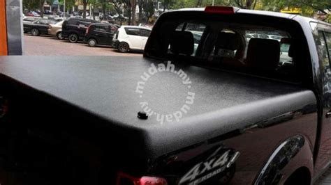 Tommony Bed Cover Danau Angsa toyota hilux revo tonneau cover deck cover car accessories parts for sale in setapak kuala