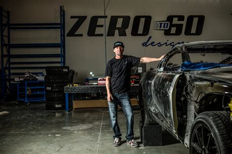 What Happened To Kenny Pfitzer From West Coast Customs by Line X Hits Sema 2017 With New Raptor And Dagor 174 Concept