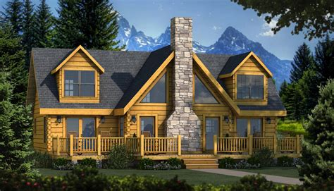 southland log home plans grand lake log home plan by southland log homes