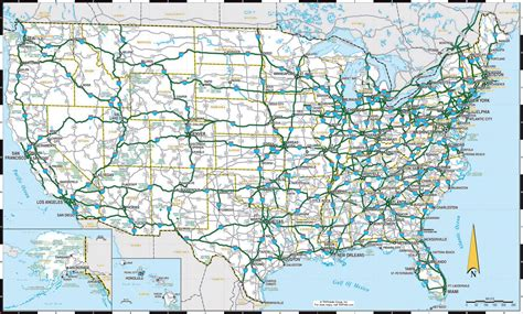 map of the us highway 40 interstate highway map of united states highway map of