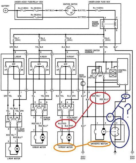 98 civic headlight wiring diagram repair wiring scheme