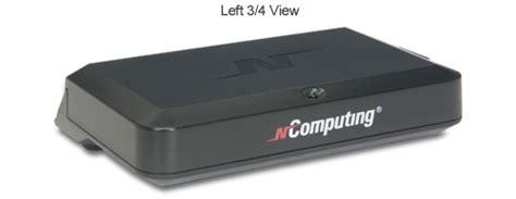 Ncomputing X550 1 Set For 5 Clientpengganti Pc Sangat Cocok Untuk Lab 5 user desktop virtualization kit x550 at best price