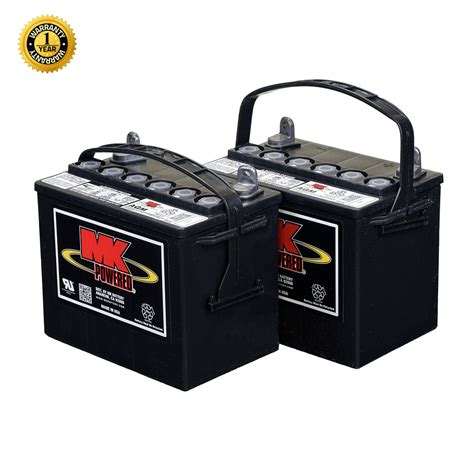 Power Chair Batteries by U1 35 Ah 24 Volt Es33 12 Agm Mobility Scooter Power