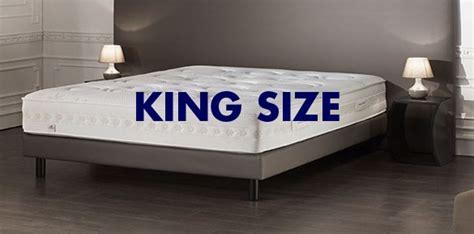 matelas king size pas cher nos promotions literie avec la compagnie du lit