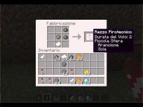 come fare una porta su minecraft come fare i fuochi d artificio su minecraft