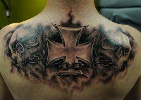 iron cross tattoo meaning beautiful in loving memory cross tattoos designs