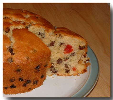 Light Fruit Cake Food Ireland Irish Recipes Light Fruit Cake