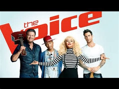 best blind auditions the voice usa 2015 top 10 blind in the voice usa 2015