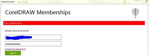 problems with pdf in coreldraw x7 cannot sign into membership through coreldraw portal