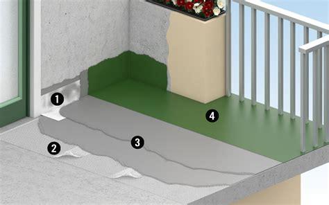 impermeabilizzante liquido per terrazzi sistema impermeabilizzante liquido pedonabile