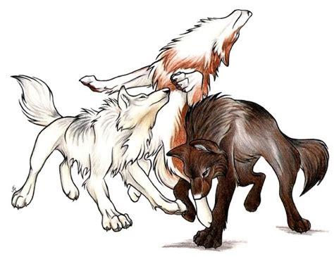 imagenes de anime wolves animedia94 lobos anime