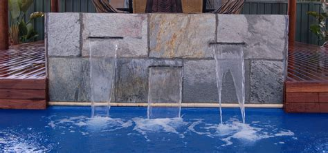 water wall the waterwall leisure pools australia