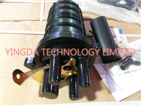 Joint Box Dome Closure 48 ip68 dome fiber optic joint box 48 port fiber optical splice closure heat shrinkable seal