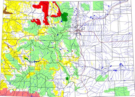 map of colorado gmu file routt national forest location in colorado png wikimedia commons