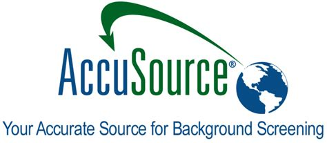 Accusource Background Check Companies Concerned Cras