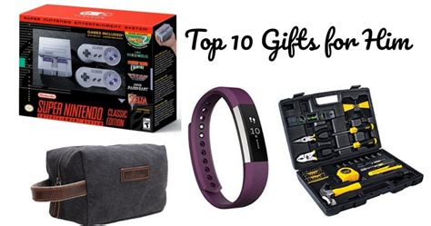 best gifts 2017 for him top 10 gifts for him southern savers