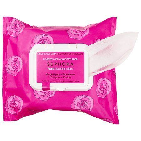 Sephora Cleansing Wipes 25 Wipes sephora collection cleansing exfoliating wipes 25