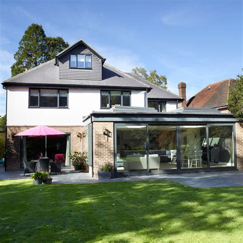 house garden fifties take a tour around a fifties detached home updated for modern living