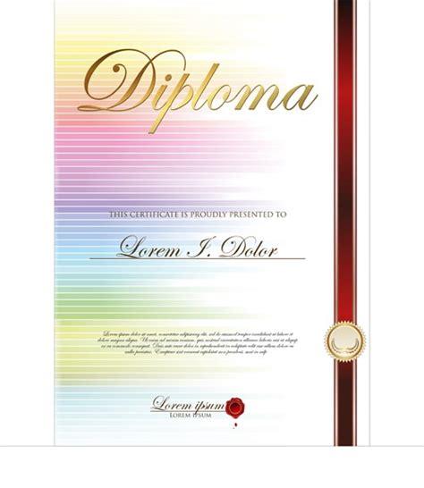best certificate templates best certificate template design vector 02 free