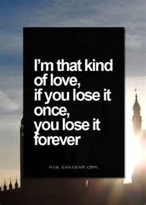 Once in a Lifetime Quotes About Love