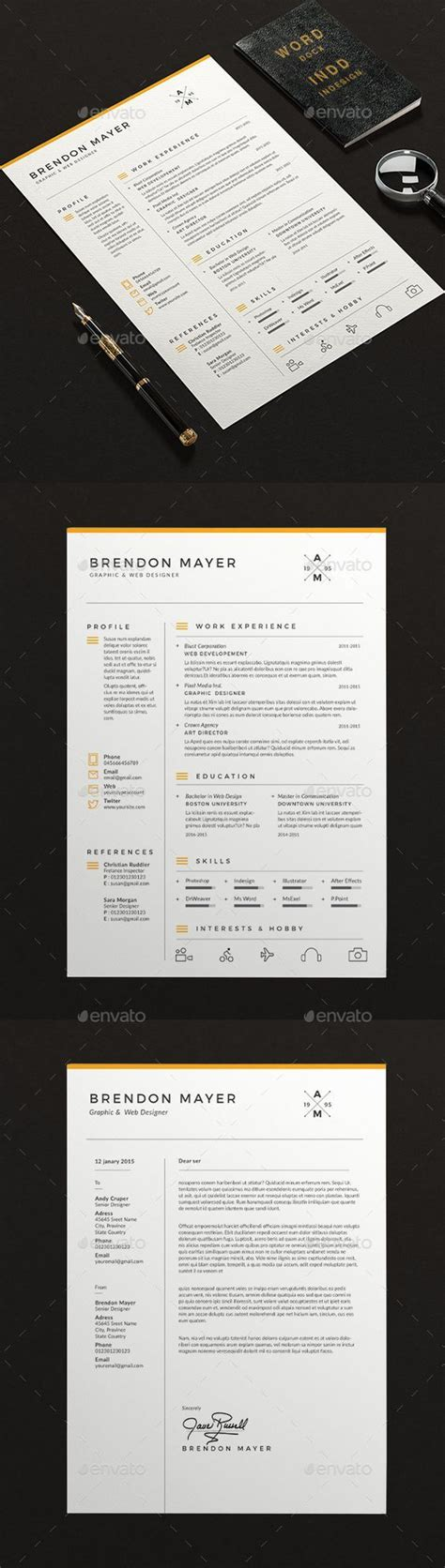 Resume Sle Editable by Best 20 Resume Templates Ideas On No Signup