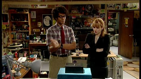 The It by Make Or Buy The From The It Crowd Snipe Net