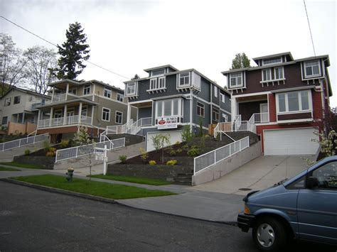 file seattle craftsman revival houses jpg wikimedia