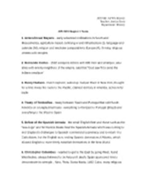 Chapter 10 Apush Outline by Apush Chapter 9 Notes Apush Ap Us History Department History Apush