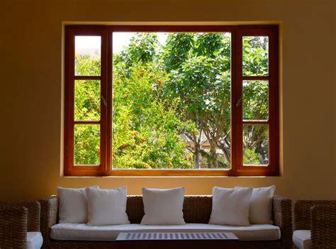 Fototapete Fenster Garten by Sitzpolster Nach Mass Mit Stoff Bezug Web