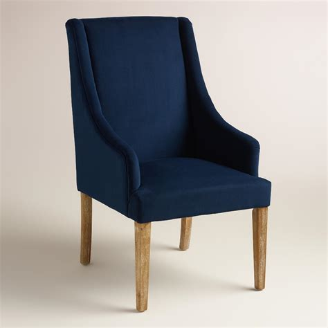 World Market Dining Chair Ink Blue Jayda Dining Chair World Market