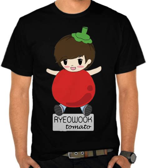 Kaos The Flash Chibi By Clothserto jual kaos ryeowook chibi suju junior