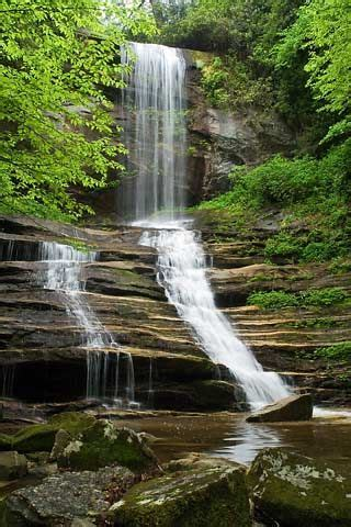 raven rock falls | travel nc mountains places to see