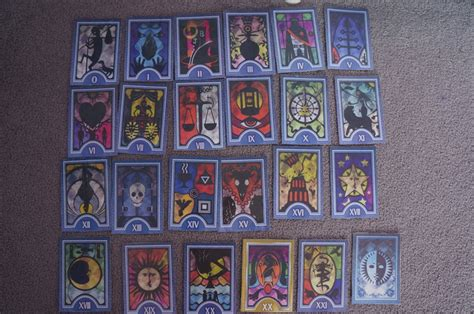 printable persona tarot cards persona tarot cards props update by tmliza on deviantart