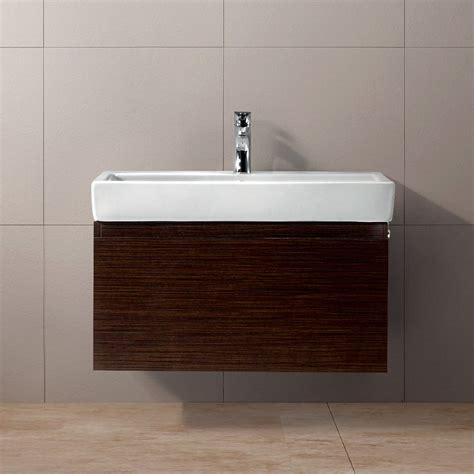 Vigo Bathroom Vanities Vigo 30 Quot Agalia Single Bathroom Vanity Wenge Free Shipping Modern Bathroom
