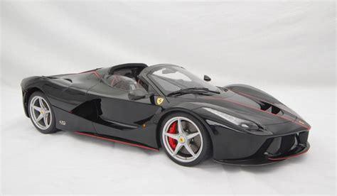 Auto Und Modell by Nero Daytona Ferrari Laferrari Aperta By Amalgam