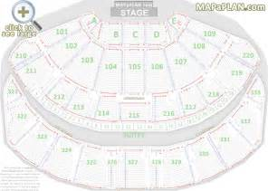 Leeds Arena Floor Plan by Leeds First Direct Arena Detailed Seat Numbers Seating