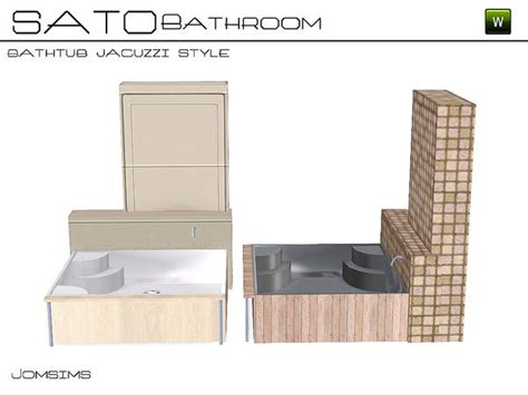 jacuzzi style bathtub jomsims sato bathtub jacuzzi style bathroom