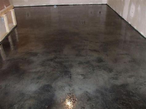 Best Paint Color For Concrete Floor Dark Grey   walls