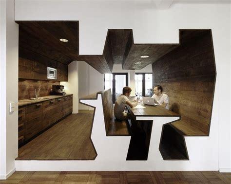 design office cafe contemporary office interior design unique shaped