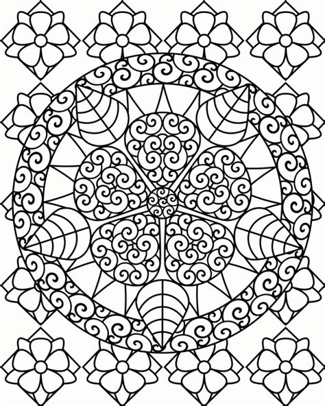 elaborate coloring pages coloring home