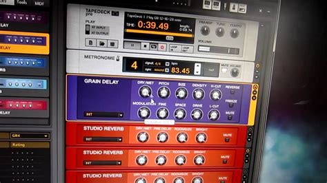 tutorial guitar effects tutorial effects in guitar rig and audacity youtube