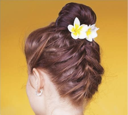 Luau Hairstyles by Related Keywords Suggestions For Hawaiian Hairstyles