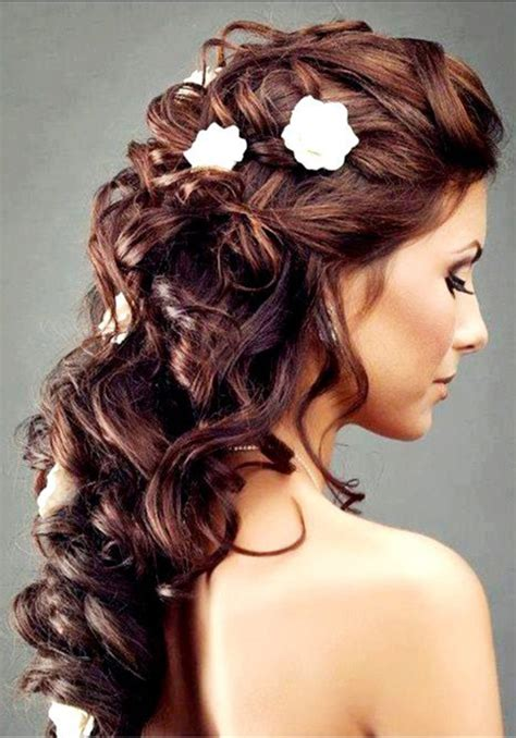 Wedding Hairstyles Northern Ireland by 10 Ultra Gorgeous Half Up Half Bridal Hairstyles