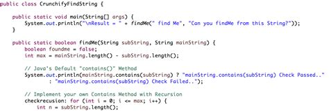 What Of String Do You Use For String - java how to check if a string contains a substring