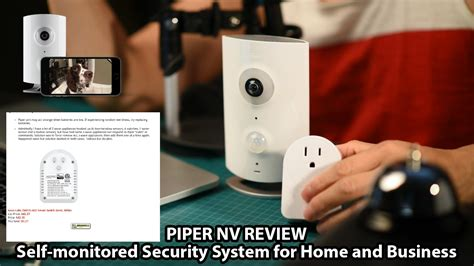 piper nv review self monitored home and business security