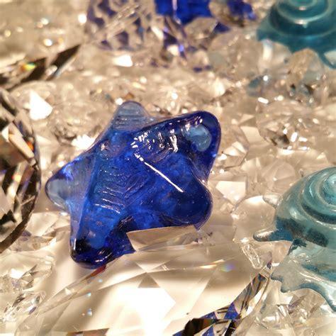 wallpaper biru kristal wallpaper batu biru fotos gratis estrella flor p 233 talo